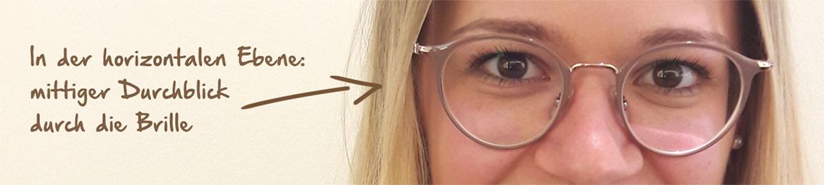 Die Richtige Grosse Einer Brille Optik Kronwinkler